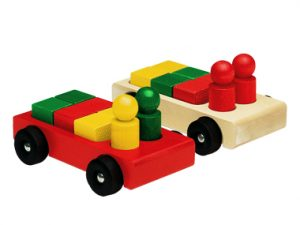 Wooden Wagon toy
